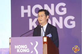马化腾在香港X科技创业平台演讲:创业者要多关注跨界领域