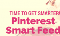 【SNS知识】Pinterest--什么是 Pinterest Smart Feed