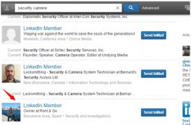 【SNS营销】如何通过LinkedIn找客户(4)-实战篇