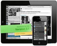 iOS版WordPress3.1版