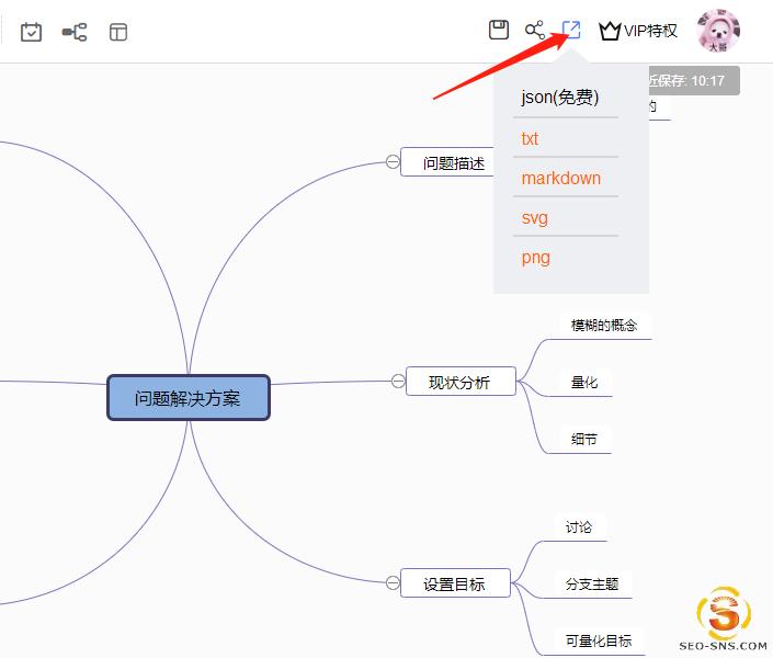 【职场人生】在线思维导图制作教程思维导图工具利器盘点