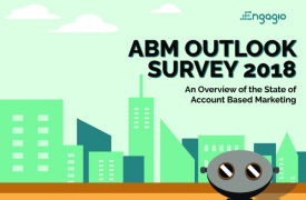 【ABM营销】Engagio:基于客户营销(ABM)报告