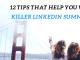 【SNS营销】12招教你打造自带询盘吸引人的LinkedIn Summaries